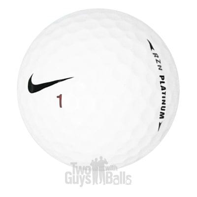 Nike RZN Tour Used Golf Balls