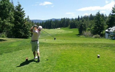 Prevent Low Back Pain During Golf