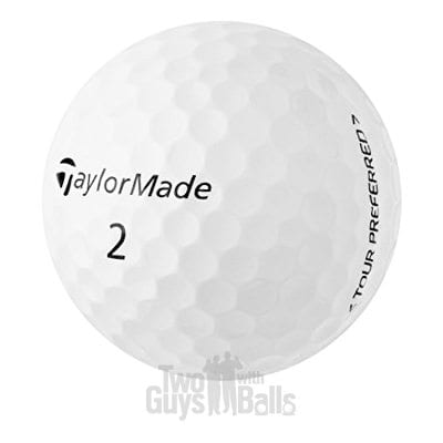 Taylormade Tour Preferred Used Golf Ball