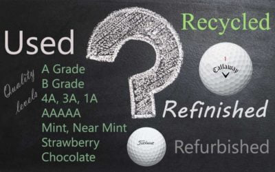 Used, Recycled, Refinished, or Refurbished – What's the Difference?